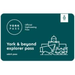York Pass - 2-day-york-beyond-explorer-pass-adult