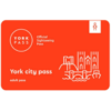 York Pass Gift Card - 1-day-gift-card-adult