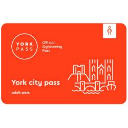 York Pass - 1-day-york-pass-adult