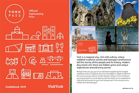 York Pass Guidebook