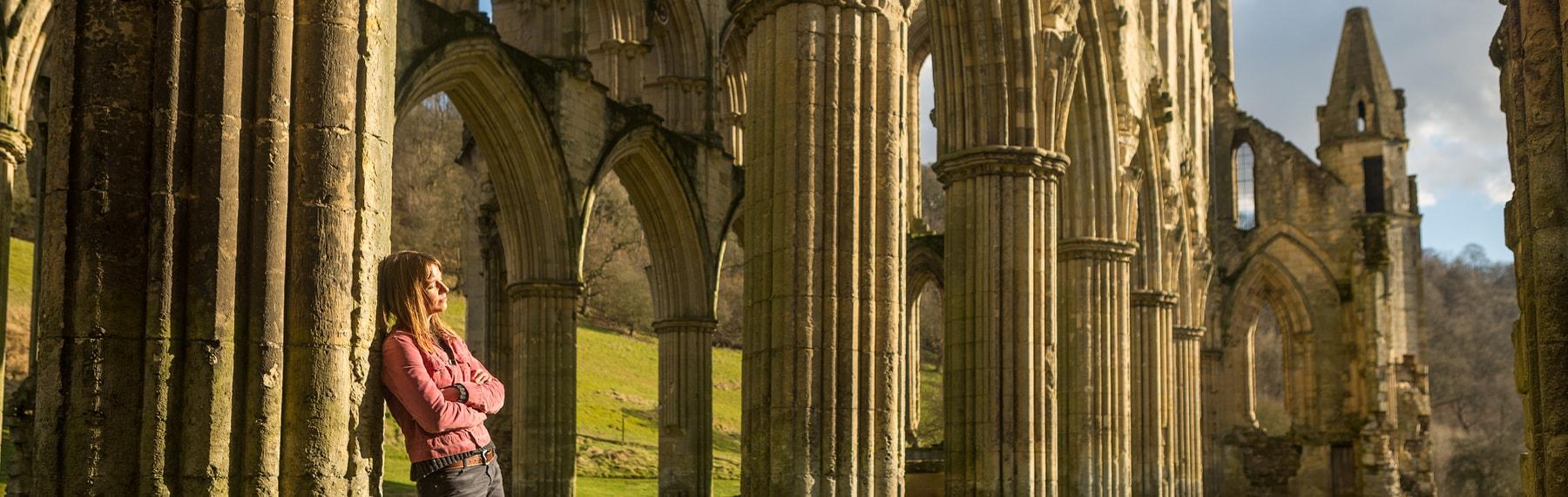 Reivaulx Abbey