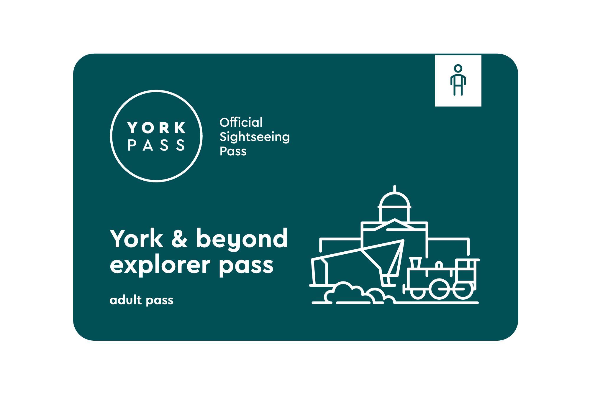York Pass York and Beyond Explorer Pass