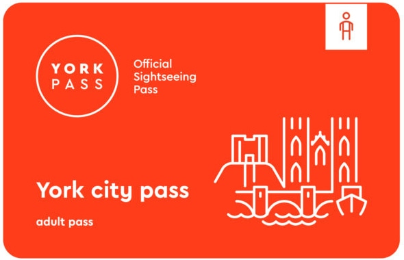 York Pass City Pass Card